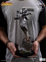 11/06/2018 Iron Studios - War Machine BDS Art Scale 1/10 Avengers Infinity War