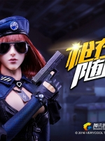 VERYCOOL VC-TJ-02 NATIONAL ASSAULT SERIES: SNIPER - LITTLE SISTER