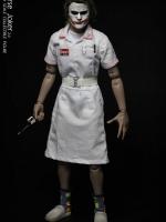 02/12/2017 CGLTOYS MF11 1/6 Nurse Joker 2.0