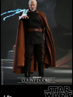 13/07/2018 Hot Toys MMS496 STAR WARS: EPISODE II ATTACK OF THE CLONES - COUNT DOOKU