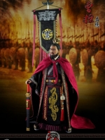 303TOYS NO:312 Three Kingdoms Series - Cao Cao A.K.A Mengde & NO:212 Banner Suite