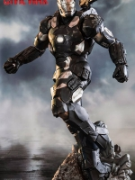 Iron Studios War Machine Legacy Replica 1/4 - Captain America: Civil War