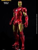 King Arts 1/9 Diecast Figure Series DFS022 Diecast Action Iron Man Mark 4