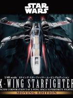 BANDAI STAR WAR 1/48 X-WING STARFIGHTER