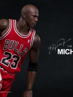 chicago bulls 23 (series legend michael jordan red)