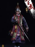 Kong Ling Ge KLG009 Wanli Zhanqi war bloody battlebee hall 1593 - Xuanwu Generals