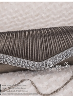 bs0011 กระเป๋าคลัช สีดำ กระเป๋าออกงานพร้อมส่ง ราคาถูกกว่าเช่า แบบสวยๆ ดูดีเหมือนดาราใช้