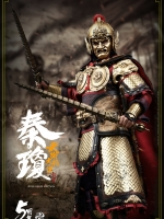 12/03/2018 303TOYS MP002 MASTERPIECE SERIES: THE GUARDING GENERAL - QIN QIONG A.K.A SHUBAO (EXCLUSIVE EDITION)