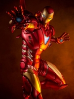 08/08/2018 Iron Man Extremis Mark II Statue by Sideshow Collectibles