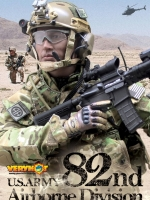 VERYHOT NO:1023 U.S. ARMY 82nd Airborne Division