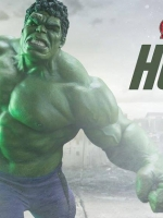 Sideshow Hulk Maquette