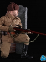 DID R80102 WWII USSR Sniper-Sergeant Koulikov