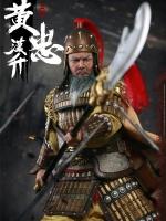 24/10/2017 303TOYS NO.319 219 119 THREE KINGDOMS SERIES - HUANG ZHONG A.K.A HANSHENG