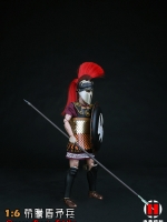China Toys ZH008 Greek shield spear soldiers
