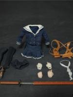 So-Toys SO-T02 Female dressing