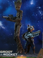 05/04/2018 Hot Toys MMS476 AVENGERS: INFINITY WAR - GROOT & ROCKET
