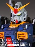 BANDAI PG RX-178 A.E.U.G. RX-178 Gundam Mk-II