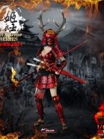 07/05/2018 Fire Girl Toys FG-KSJ001 Warring States of Japanese women Warrior suit - Sanada xu Kyi