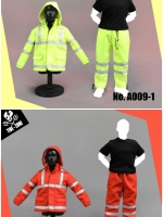 22/08/2018 TIDE-ZONE A009 1/6 Fluorescence suit