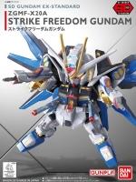 BANDAI SD 006 STRIKE FREEDOM EX-STANDARD