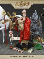 INFLAMES TOYS - IFT-013 Jurney To The West - Tang Monk & The White Dragon Horse
