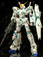 FIX METAL COMPOSITE#1012 RX-0 UNICORN GUNDAM (GREEN)