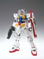 BANDAI FIX METAL COMPOSITE - #0000 LIMITED GN-000 O GUNDAM TYPE A.C.D