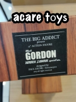THE BIG ADDICT Black GORDON HORNER LABOUR special ver.