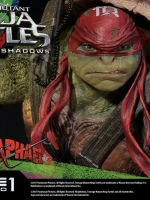 Prime 1 Studio PMTMNT-03: RAPHAEL TMNT: Out of the Shadows