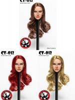 26/02/2018 Cat toys CT012HS Female head sculpts