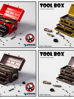 25/07/2018 CAT TOYS CT009 1/6 Toolbox
