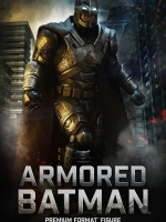Sideshow Premium Format Armored Batman
