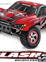 Slash VXL 2WD Brushless Short Course#58076-1