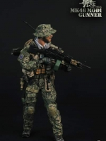 Soldier Story NO.SS081 NAVY SEAL MK46 MOD1 GUNNER