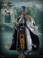 303TOYS No.315 Three Kingdoms Series - Zhuge Liang A.K.A Congaing