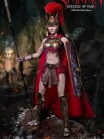 01/03/2018 TBLeague PL2017-107 Spartan Goddess of War