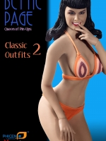PHICEN ERPLBP002 BETTIE PAGE Classic Outfits 2
