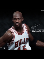 Enterbay chicago bulls 45 (series 1 I'm back michael jordan white)