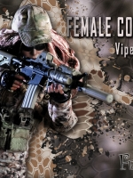 FeelToys FT003 Female Commando Viper Camo Set