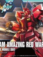 BANDAI HGBF 026 - AMAZING RED WARRIOR