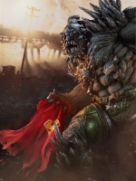 30/08/2018 Doomsday Maquette by Sideshow Collectibles