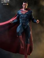 29/11/2017 IRON STUDIOS Superman Art Scale 1/10 - Justice League