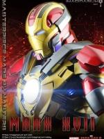 IMAGINERIUM ART 1/2 Bust Iron Man Mk.17 Heartbreaker