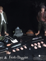 Asmus Toys LOTR014&LOTR015 Frodo&Sam