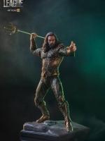 29/11/2017 IRON STUDIOS Aquaman Art Scale 1/10 - Justice League