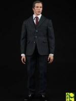 AFS TOYS A006 Men's striped suit ไทด์แดง