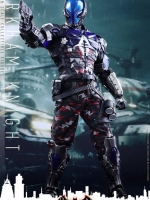 04/02/2018 Hot Toys VGM28 BATMAN: ARKHAM KNIGHT - ARKHAM KNIGHT