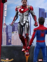 21/07/2017 Hot Toys MMS427D19 SPIDER-MAN: HOMECOMING - IRON MAN MARK XLVII