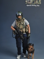Soldier Story SS097 SDU K9 - SPECIAL DUTIES UNIT (Assaulter-K9)