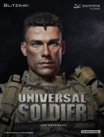 Damtoys - DMS002 UNIVERSAL SOLDIER Deveraux